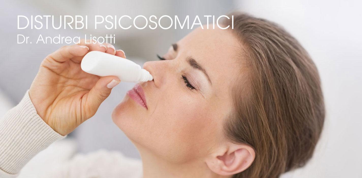 Disturbi psicosomatici Modena