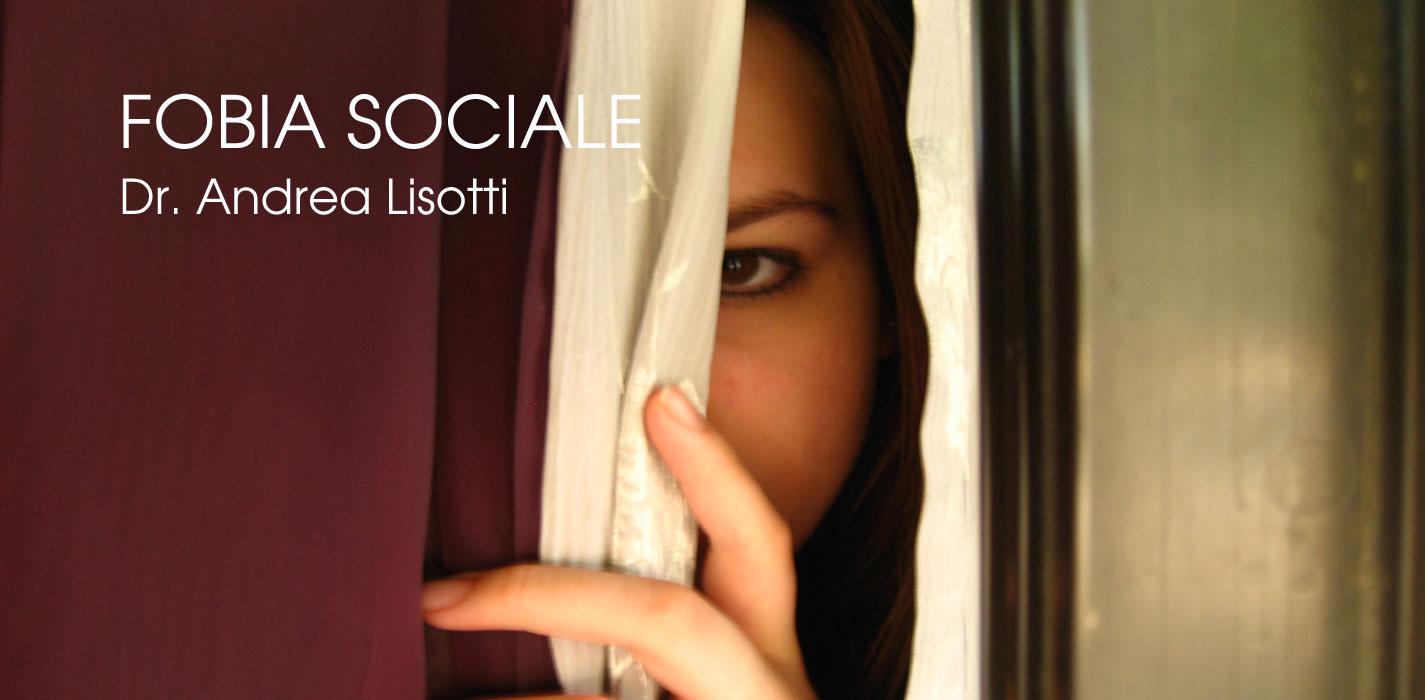 Cura fobia sociale Modena