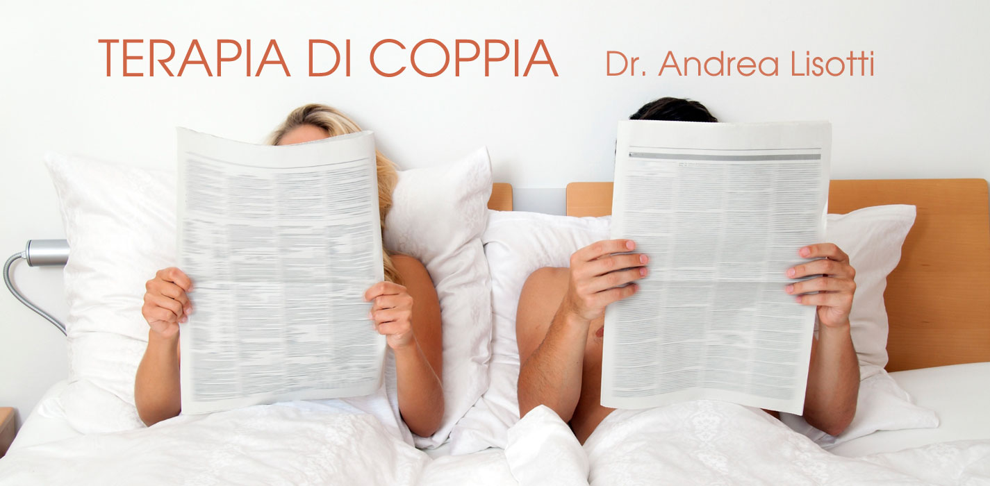 Psicoterapia di coppia Modena