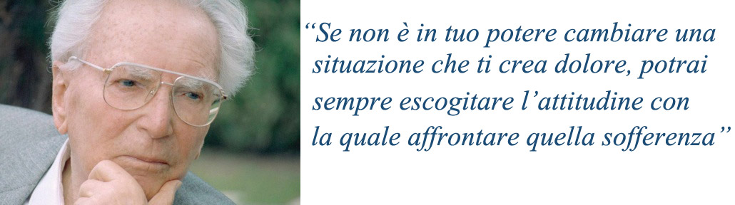 Logoterapia Modena. Viktor Frankl