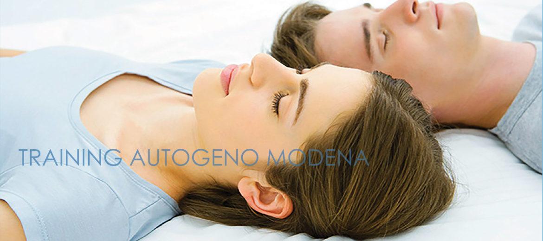 Corso Training Autogeno Modena dr. Lisotti